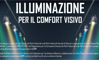 Seminario Illuminazione per il comfort visivo 09/05/18