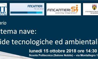Seminario AEIT  Il Sistema Nave 15/10/18